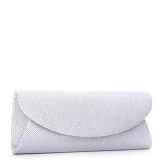 Paradox London Pink Womens DOMINIQUE Clutch