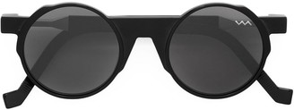 Va Va Round Framed Sunglasses