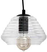 Lumisource Glass Hanging Torus Triangle Pendant Lamp