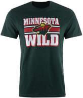 '47 Men's Minnesota Wild Stripe Knockaround Club T-Shirt