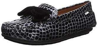 Venettini Kid's Denise Loafer with Bow