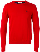 Sun 68 crew neck jumper - men - Cotton - M