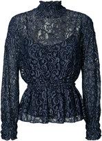 Zac Posen Maggie blouse - women - Nylon/Rayon/polyester - 0