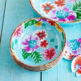 Sur La Table Tropical Melamine Pasta Bowl