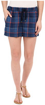 Splendid Casta Plaid Shorts