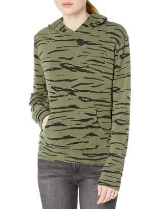 Monrow Women's Tiger Pullover Hoody