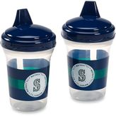 Baby Fanatic MLB® 2-Pack 5-Oz. Seattle Mariners Sippy Cups
