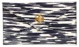 Tory Burch Leather Envelope Clutch