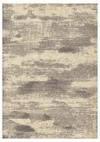 Orian Lush Fog Gray Rug