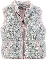 Carter's Faux-Fur Vest, Little Girls (2-6X)