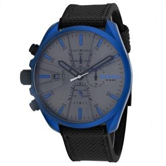 Diesel Women's DZ4506 'Tailor' Chronograph Grey Nylon Watch