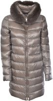 Herno Fur Detail Down Jacket