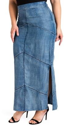 Standards & Practices Paulina Maxi Pencil Skirt