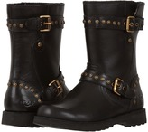 UGG Jamie (Little Kid/Big Kid) (Black) - Footwear