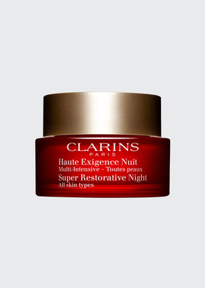 Clarins Super Restorative Night Cream, 1.6 oz./ 50 mL