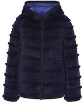 Tory Burch Rosine Reversible Puffer Coat