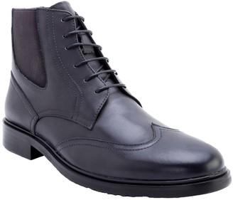 Zanzara Morell Leather Lace-Up Boot