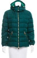 Moncler Auris Cashmere Coat