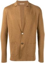 Nuur classic blazer - men - Cotton/Linen/Flax - 46