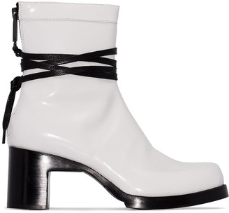 Alyx Bowie 70mm tie boots