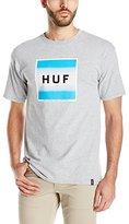 HUF Men's Poster Box Logo T-Shirt