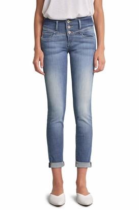 Salsa Mystery Push up Slim Premium wash Jeans Blue