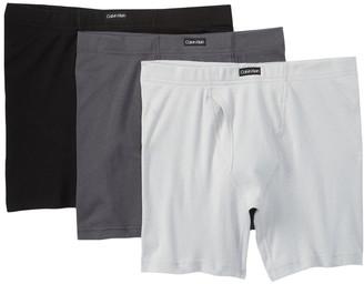 Calvin Klein Boxer Briefs - Pack of 3