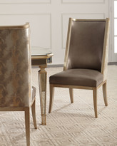 Massoud Jerrick Leather Dining Chair