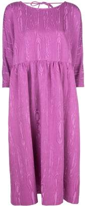 Rachel Comey Oust moiré jacquard dress