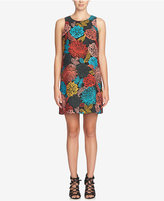 CeCe Arlington Floral Shift Dress