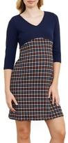 Maternal America Women's Empire Waist Maternity Dress
