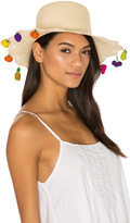 Mercedes Salazar Tuti Fruiti Hat