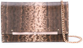 Casadei chain strap shoulder bag - women - Nappa Leather/Karung - One Size