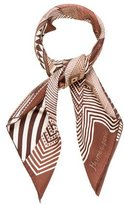 Hermes Coupons Indiens Silk Scarf