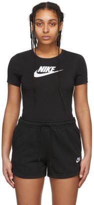 Nike Black Sportswear Heritage Bodysuit