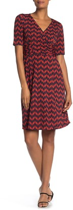 Donna Morgan Matte Jersey Shift Dress