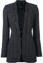 Barbara Bui dashed lines blazer