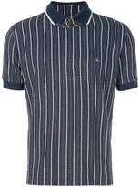 Vivienne Westwood striped polo shirt