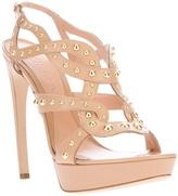Alexander McQueen strappy sandal