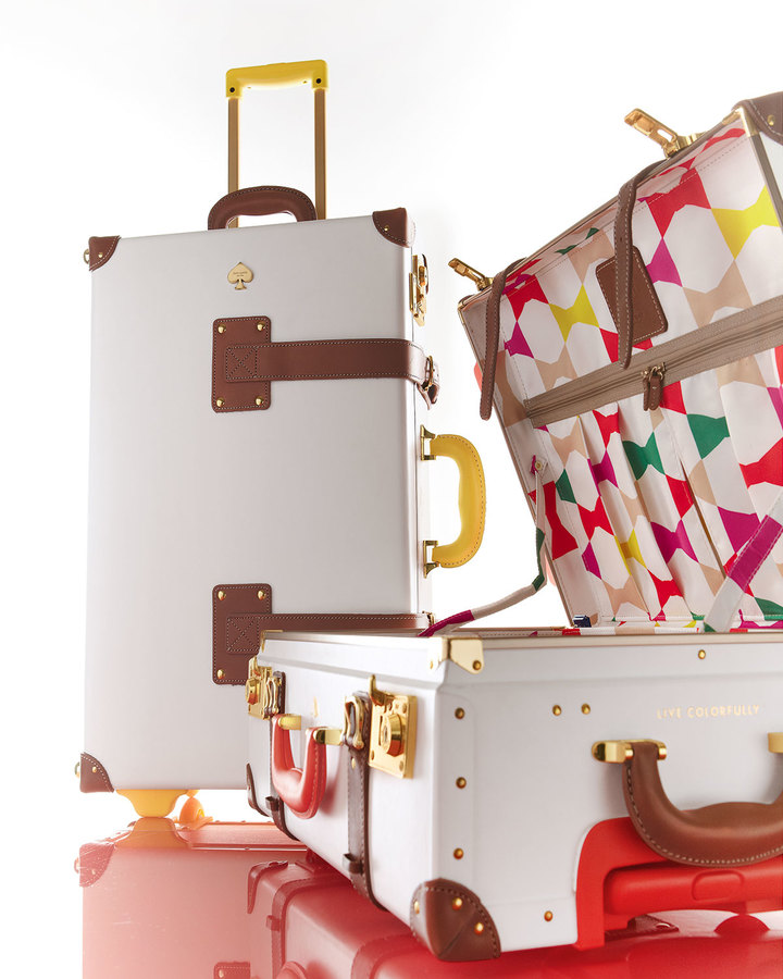 Kate Spade New Yorker Carry-On & Stowaway Case