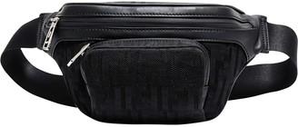 Fendi FF Mesh Belt Bag