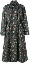 Isabel Marant floral print coat