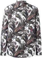 Salvatore Ferragamo printed shirt - men - Cotton - XL