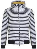 Armani Jeans Striped Lightweight Jacket