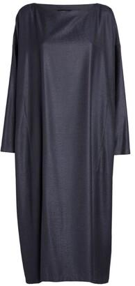eskandar Wide A-Line Dress