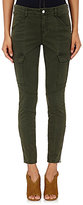 J Brand Women's Houlihan Cargo Pants-DARK GREEN
