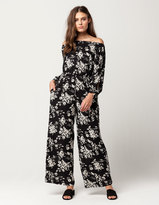 Mimichica MIMI CHICA Floral Womens Jumpsuit