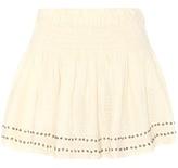 Etoile Isabel Marant Isabel Marant, Étoile Alea cotton-blend miniskirt