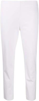 Lauren Ralph Lauren Slim-Fit Cropped Trousers