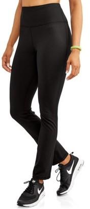 Avia Womens Active Performance Petite Skinny Pant